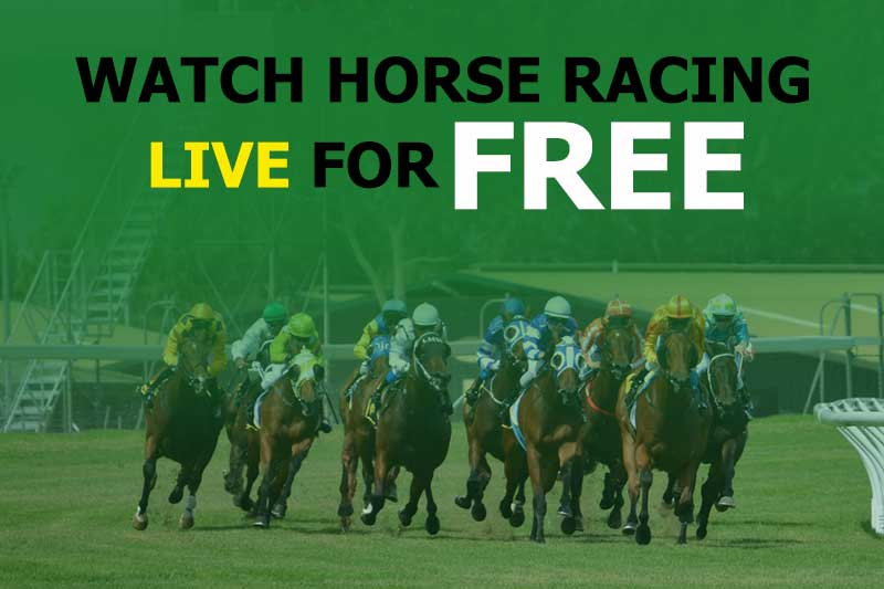 Watch Horse racing LIVE for FREE