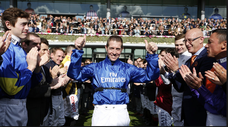 Jockeys earn