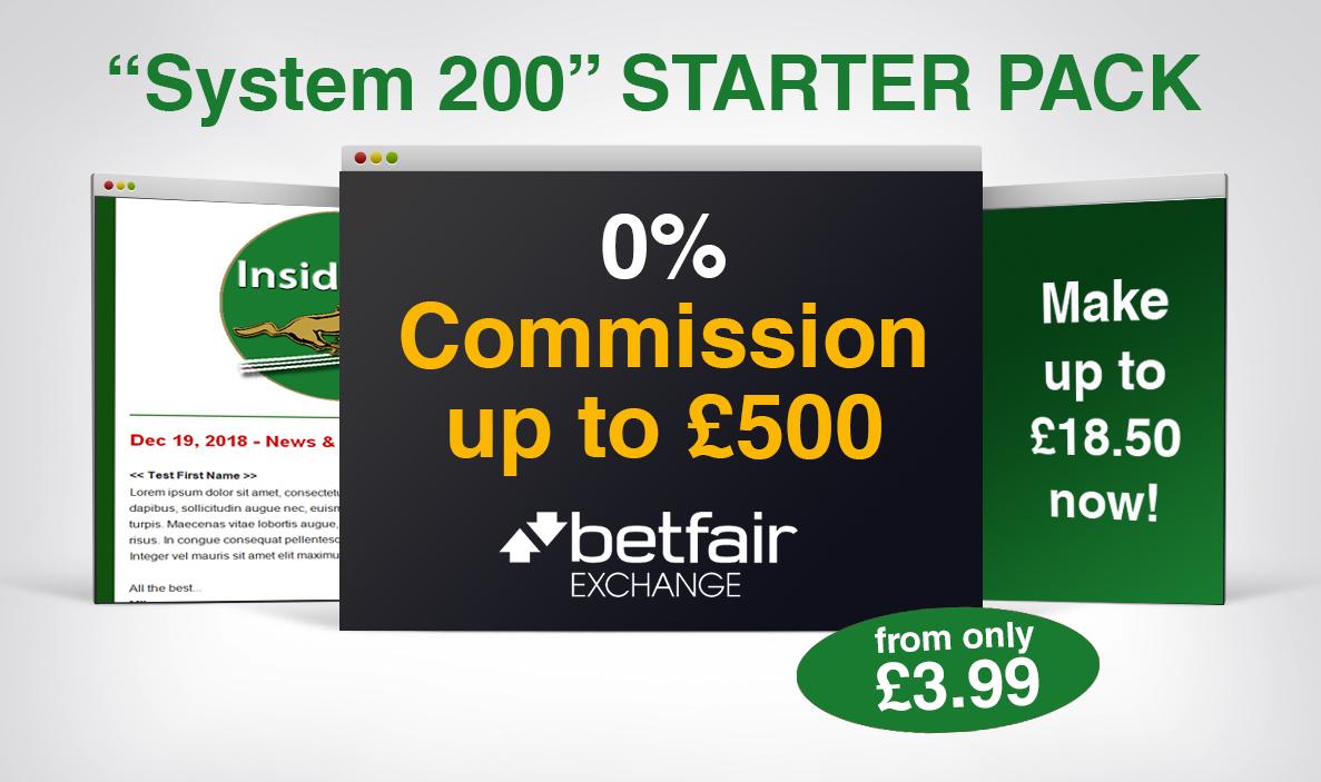 SYSTEM 200 Starter